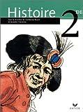echange, troc Collectif - Histoire : Manuel, 2nd