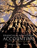 MP Financial and Managerial Accounting: The Basis for Business Decisions w/ My Mentor, Net Tutor, and OLC w/ PW (0072942827) by Williams, Jan