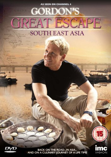 Gordon Ramsay's Great Escape - South East Asia [DVD]