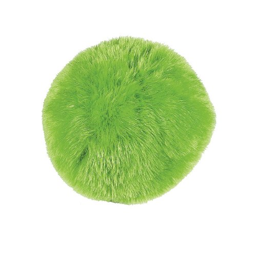 Plush Lime Green Gumball Pillows
