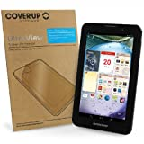Cover-Up UltraView Lenovo IdeaTab A3000 (7-inch) Tablet Anti-Glare Matte Screen Protector