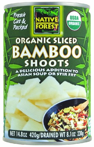 Organic Bamboo Shoots