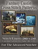 Fantasy Castle Cross Stitch Patterns: Collection Number 1