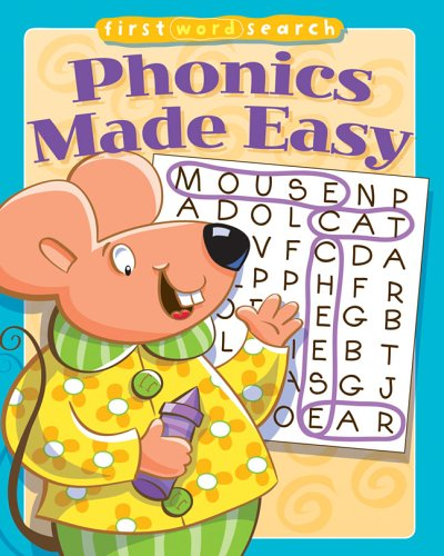 Phonics Made Easy (First Word Search) (Phonics Made Easy compare prices)