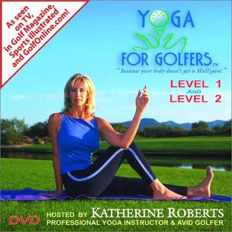 Yoga for Golfers: Level 1 & 2 [DVD] [Region 1] [US Import] [NTSC]