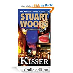 Kisser: A Stone Barrington Novel