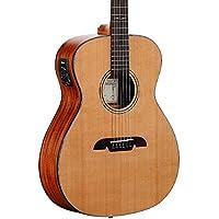 Alvarez AF615E Folk Acoustic-Electric Guitar Natural