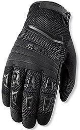 Dakine Men\'s Cross X Bike Glove 01300260 Black Large