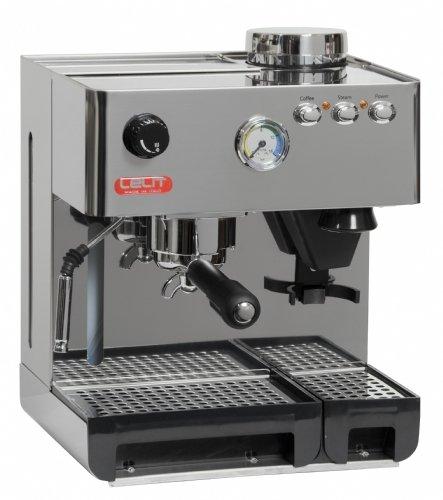 ILSA espresso Fornello Per slancio 6 tazze induzione acciaio inox opaco