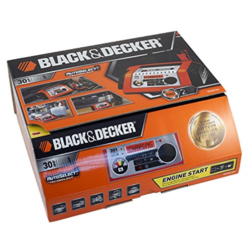 black decker bdsbc30a qs batterieladeger t autoselect. Black Bedroom Furniture Sets. Home Design Ideas