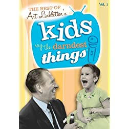 The Best of Kids Say the Darndest Things, Vol. 1 (1952-1969)
