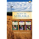 Nosy in Nebraska: Of Mice...and Murder/Pride and Pestilence/The Miceman Cometh (Maxie Mouse Mystery Series Omnibus) (America Loves a Mystery: Nebraska) ~ Mary Connealy