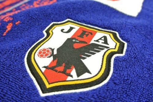 (アディダス)adidas JFA サッカー日本代表 ジャージータオル マフラータオル DDV64