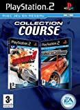 echange, troc Bipack Course PS2: Burnout 3 Take Down - Need for Speed Underground