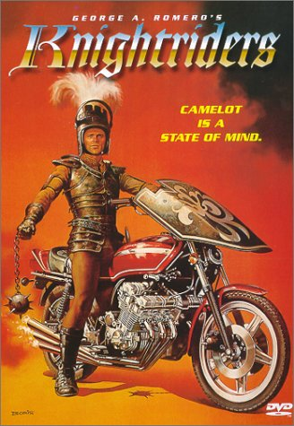 Cover art for  Knightriders