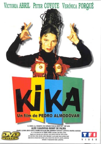 Kika [Francia] [DVD]