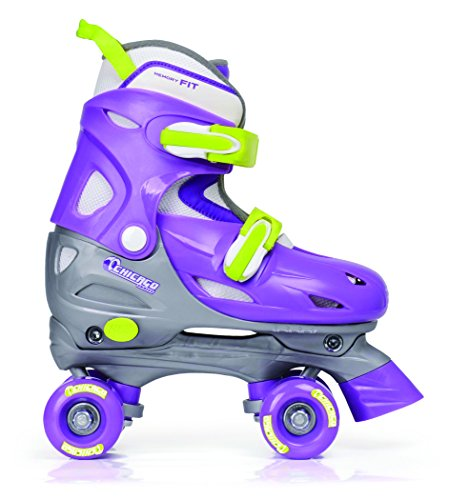 Chicago-Skates-Girls-Adjustable-Quad-ToddlerLittle-KidBig-Kid-PurpleSilver-Roller-Skates-MD-1-Little-Kid-4-Big-Kid-B-Medium