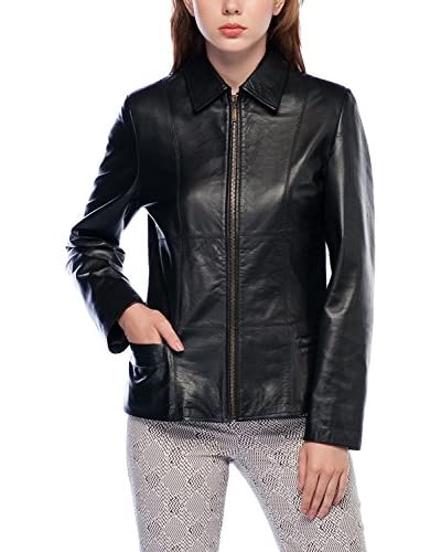 DEDA LEATHER Giacca Pelle