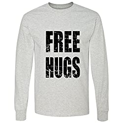 Free Hugs Long Sleeve T-Shirt
