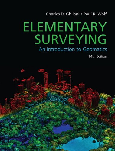 Elementary Surveying (14th Edition)