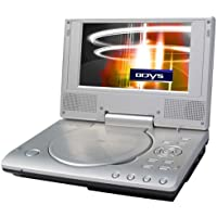 Odys PDV 57024 DVD-Player silber