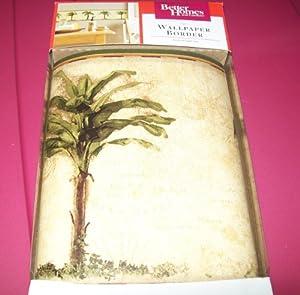 Better Homes & Garden Wallpaper Border - Palm
