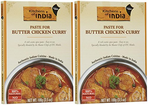 Kitchens Of India Paste For Butter Chicken Curry, 2 pk (Butter Chicken Curry compare prices)