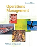 Operations Management with Student CD-ROM (0072476702) by Stevenson, William J