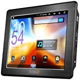 "Technaxx Techtab Tablet PC (20,3 cm (8 Zoll) LCD Touchscreen, 1,2GHz, 8GB, Android 4.0, WiFi, Mini HDMI) schwarzvon ""Technaxx"""