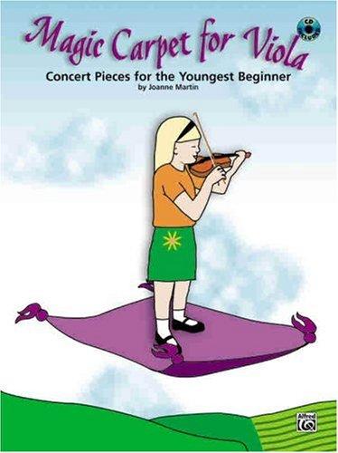 Magic Carpet For Viola (Book & CD)