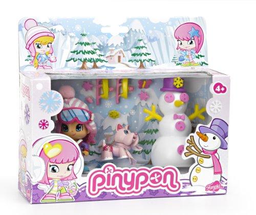 Pinypon - Escenas de nieve (Famosa 700010265), surtido