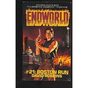 Endworld Double: Boston Run/Green Bay Run David Robbins
