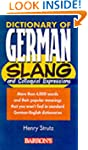 Dictionary of German Slang and Colloq...