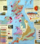 United Kingdom Geology (Wall Map)