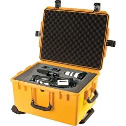 Pelican Storm Case iM2750 - w/Foam - Yellow (Default)