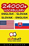 24000+ English - Slovak Slovak - Engl...