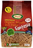 Rizopia Brown Rice Fantasia Pasta 500 g (Pack of 3)