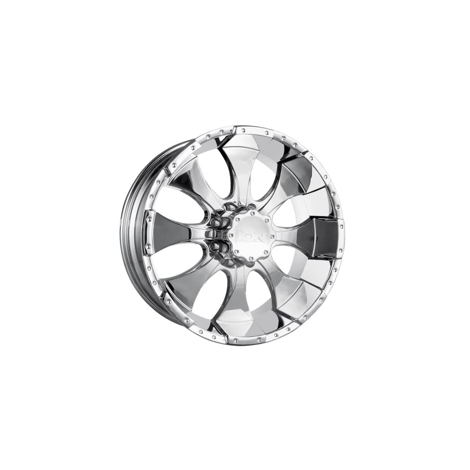 Ion Alloy 137 Chrome Wheel (20x10/8x170mm)