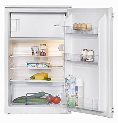 Amica EKS 16161 - frigos combines (Autonome, Blanc, Placé en haut, Droite, A+, ST, Non)