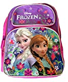 "Ruz Disney Frozen 16"" Elsa & Anna Backpack"