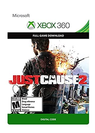 Just Cause 2 - Xbox 360 [Digital Code]
