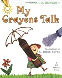 img - for My Crayons Talk book / textbook / text book