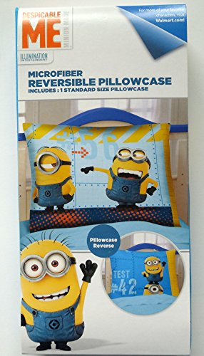 Despicable-Me-Minions-Pillowcase-Microfiber-Reversible