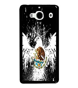 Vizagbeats Eagle And Snake Back Case Cover For Xiaomi Redmi 2S