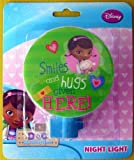 Doc Mcstuffins Night Light (Smiles and Huges Given Here)
