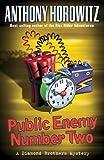 Anthony Horowitz Public Enemy Number Two: A Diamond Brothers Mystery (Diamond Brothers Mysteries (Prebound))