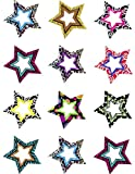 Teacher Created Resources Fancy Stars Mini Accents (5216)