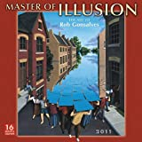 Master of Illusion 2011 Wall Calendar (Calendar)