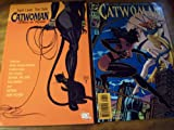 img - for Catwoman Comics 2 Volumes Set: When in Rome and DC Comics #8 book / textbook / text book