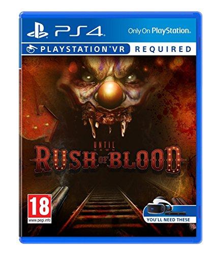 Until Dawn: Rush of Blood [PSVR]